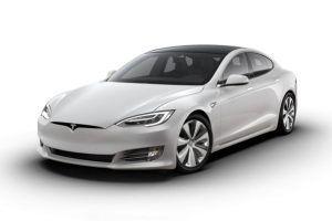 Renting Tesla Model S