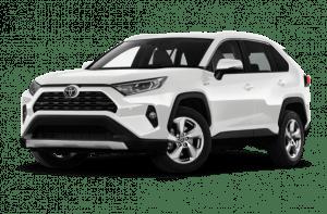 Renting Toyota RAV4