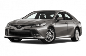 Renting Toyota Camry