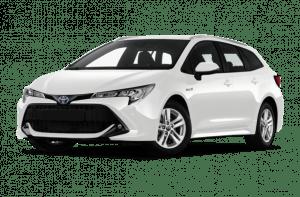 Renting Toyota Corolla