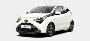 Renting Toyota Aygo