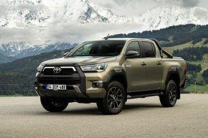 Renting Toyota Hilux