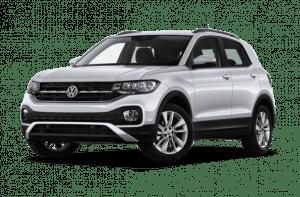 Renting Volkswagen T-Cross