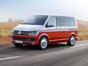 Renting Volkswagen Caravelle