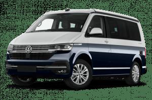 Renting Volkswagen California