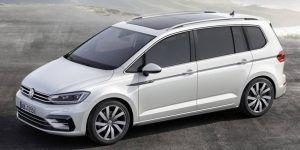 Renting Volkswagen Touran