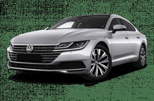 Renting Volkswagen Arteon