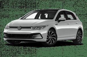 Renting Volkswagen Golf