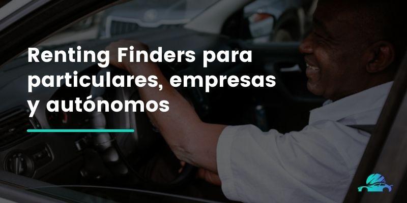 Renting Finders para particulares, empresas y autónomos
