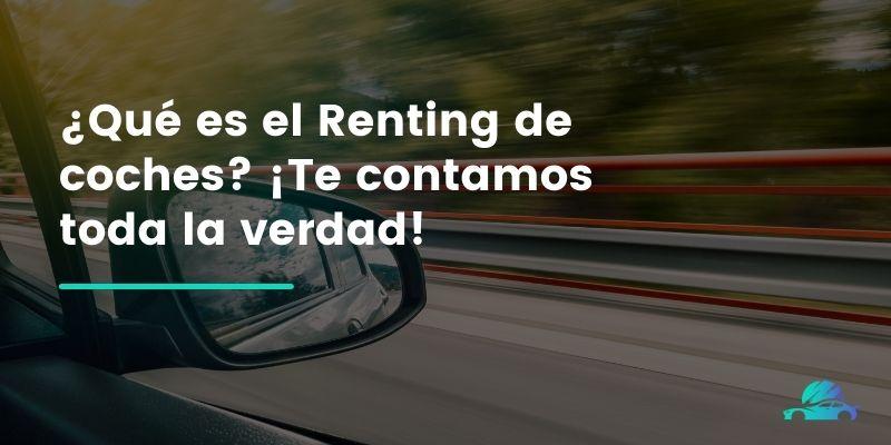 qué es el renting